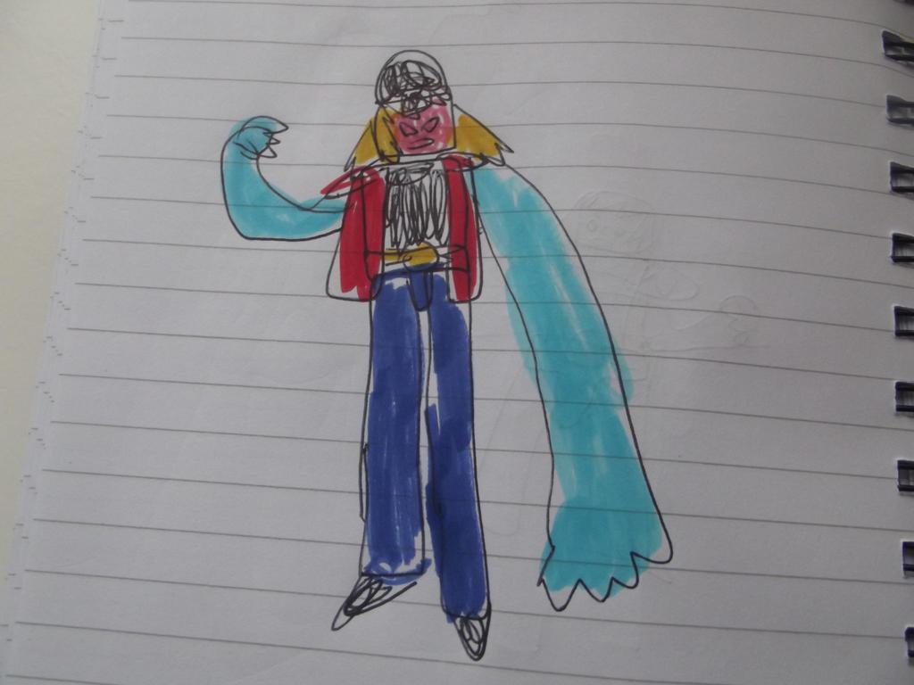 Spider-man Hydro-man gender bent by superuk