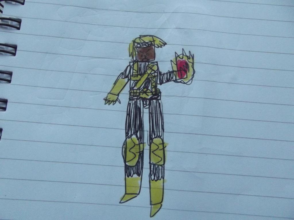 X-men Magma gender bent by superuk