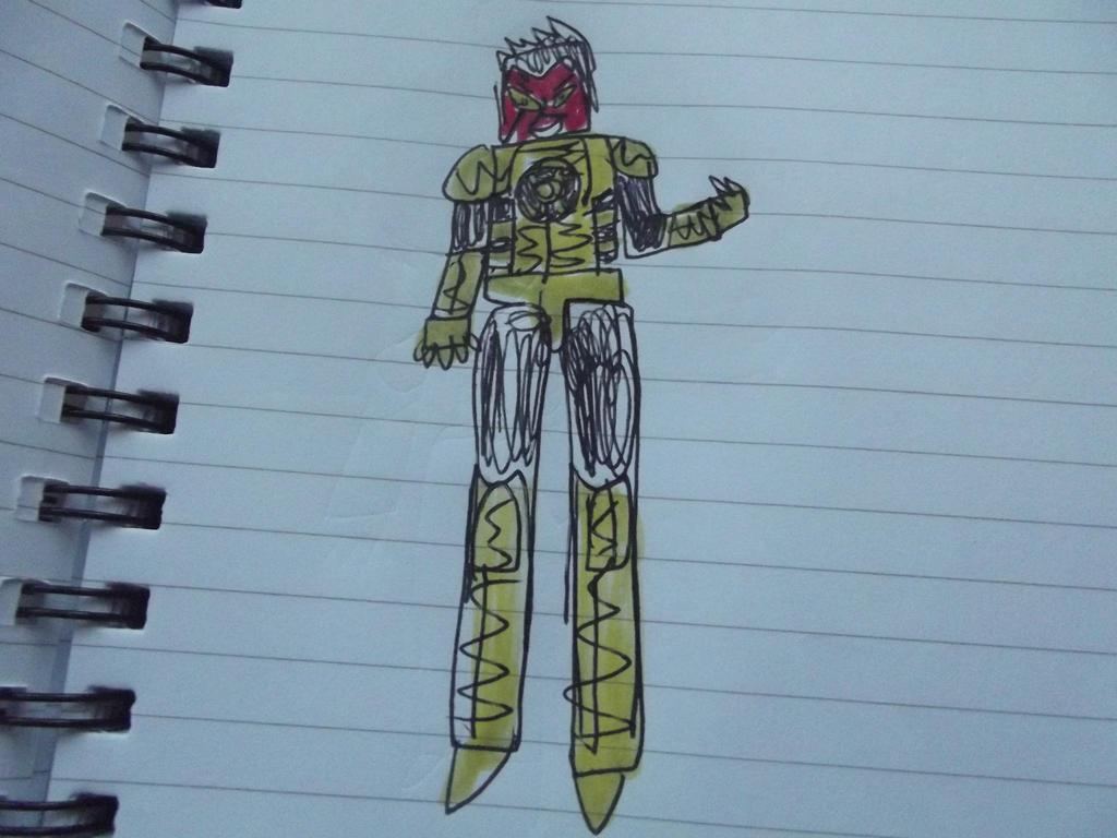 Teen titans league Sinestro by superuk