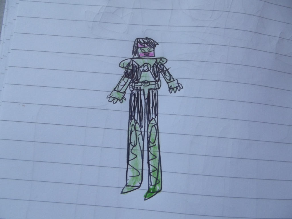 Teen titans league Kyle Rayner by superuk