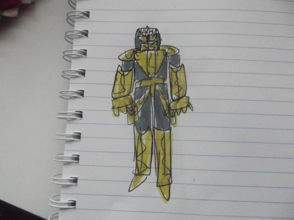 Power rangers Metal galaxy Silver Ranger by superuk