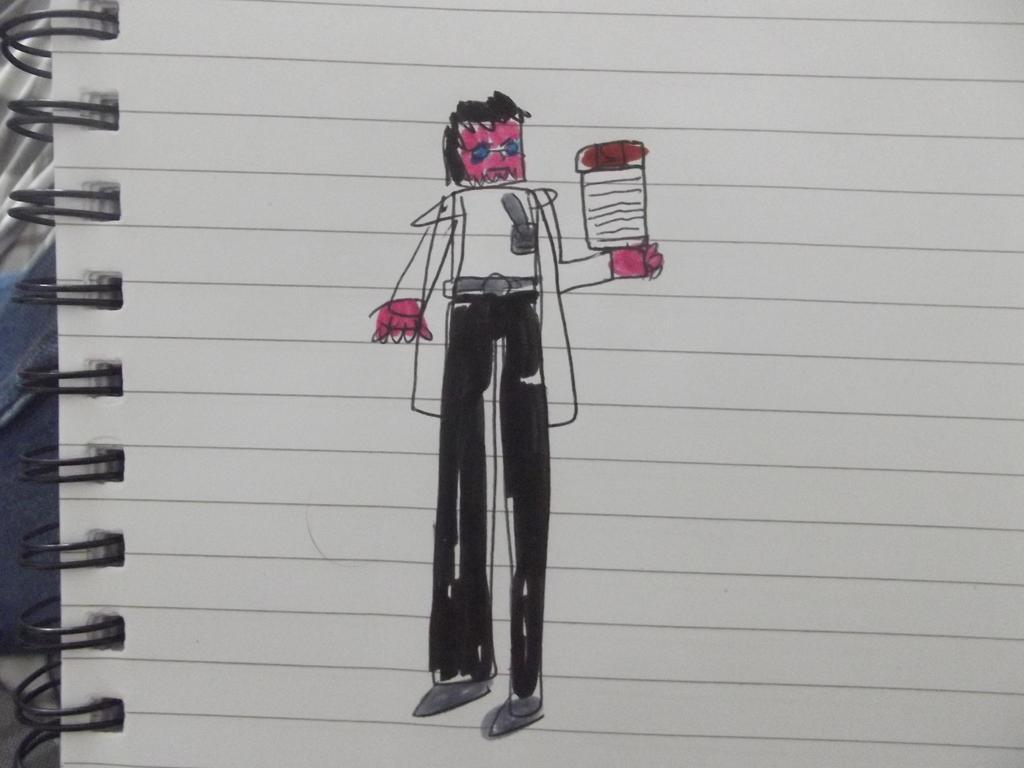 Spider-man Dr Tramma gender bent by superuk