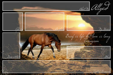 Love Layout by Allyed