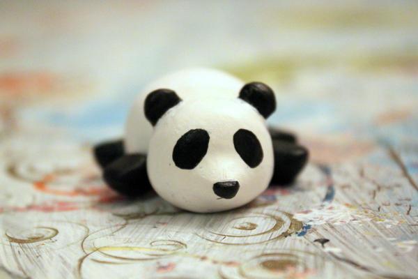 A Lazy Panda by lonelysouthpaw
