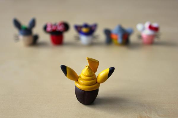 Pika Cupcake by lonelysouthpaw