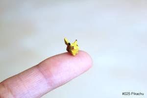 Pinkymon: Pikachu by lonelysouthpaw