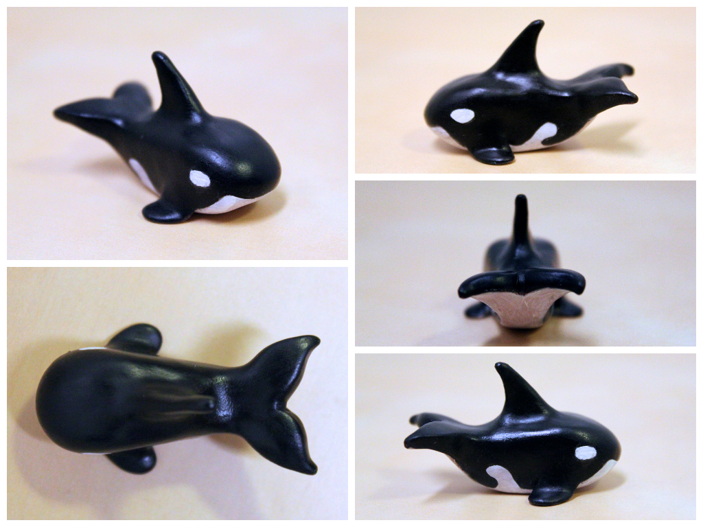 Miniature Orca by lonelysouthpaw