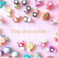 Etsy shop update!