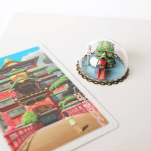 Miniature Japanese Bathhouse [Part 2]