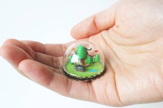 Micro Adventure Time Treefort
