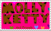 Molly Ketty and Friends Stamp by MollyKetty