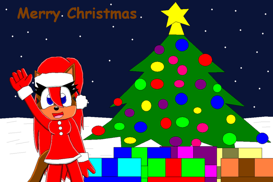 Merry Christmas 2011 by MollyKetty