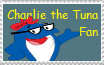 Charlie The Tuna Stamp by MollyKetty
