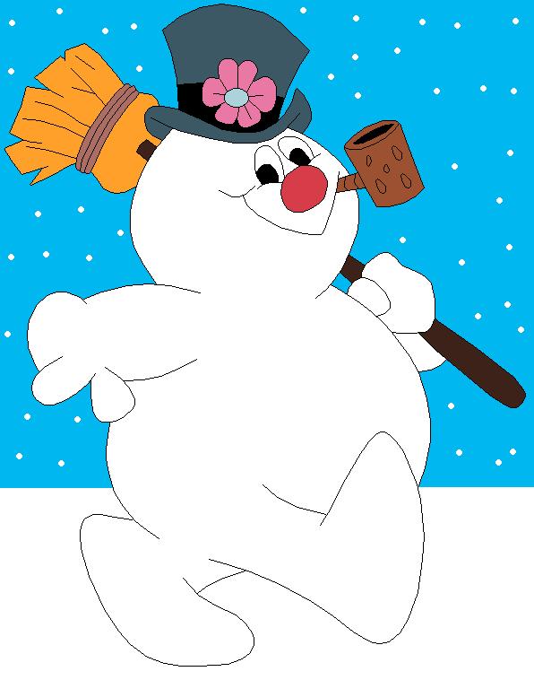 Frosty the Snowman by MollyKetty