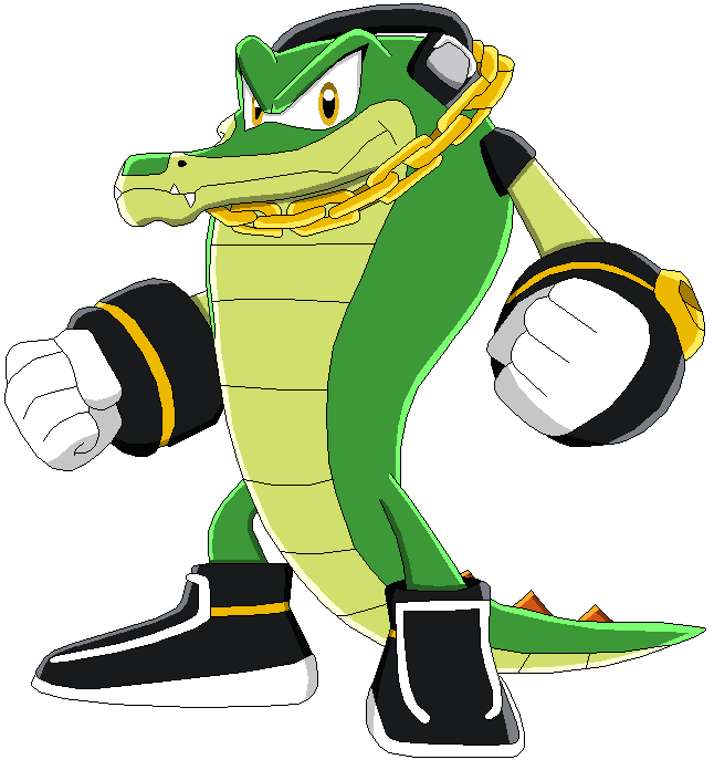 Vector The Crocodile By Mollyketty On Deviantart