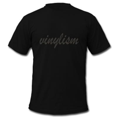 Vinylism T-Shirt by DiscoGroove