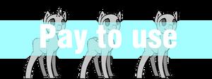 Pony Base- P2U by Brecraft