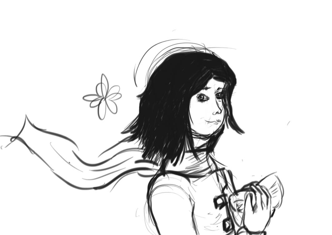 Sketch de Isabella by HiHereAmI
