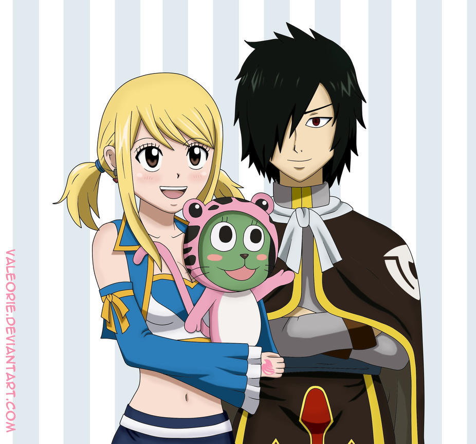 Rolu: Rogue and Lucy by Valeorie on DeviantArt  Rolu: Rogue and...