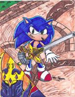 CE: Fight the Knight by Junka-speed