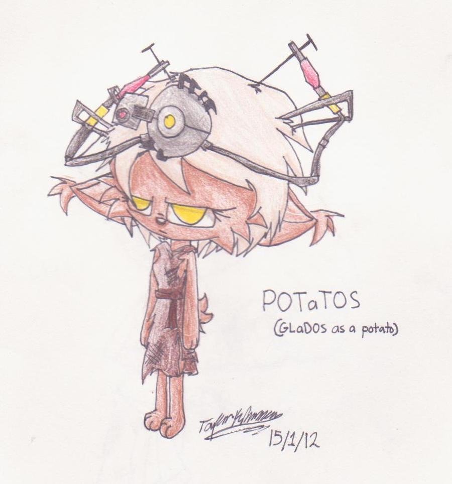 Potados The Potato Battery Lynx By Junka Speed On Deviantart
