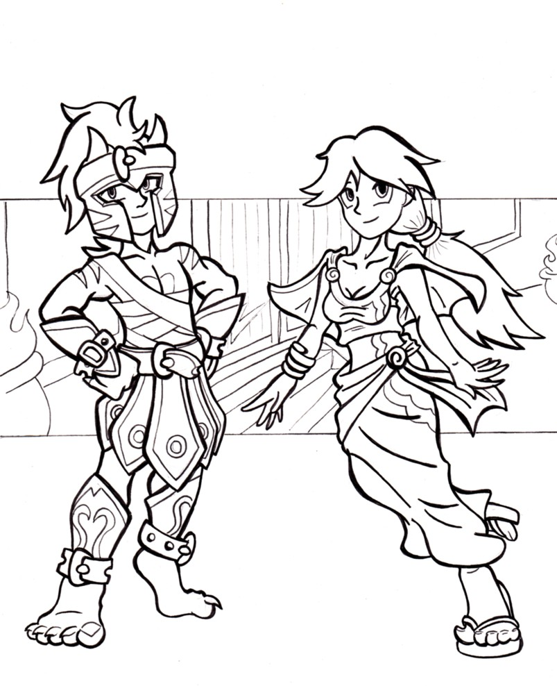 inks- Olympus outfits by Sea-Salt