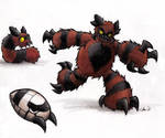 The Wooly Bear Pokemon