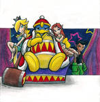 King Dedede -  There Will Be Brawl