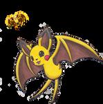 Pokemon Fusion - Pikabat
