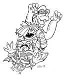 Monster Bros