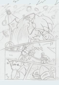 Sonic Legacy pencils - 1-23