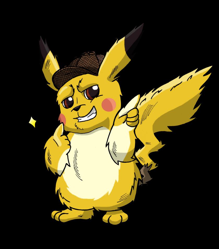 Detective Pikachu by Sea-Salt