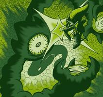 Link's Awakening - A Nightmare's Fear by Sea-Salt