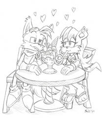 Tails and Mina