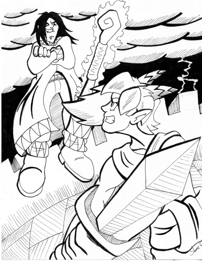 the lightning thief coloring pages - photo#14