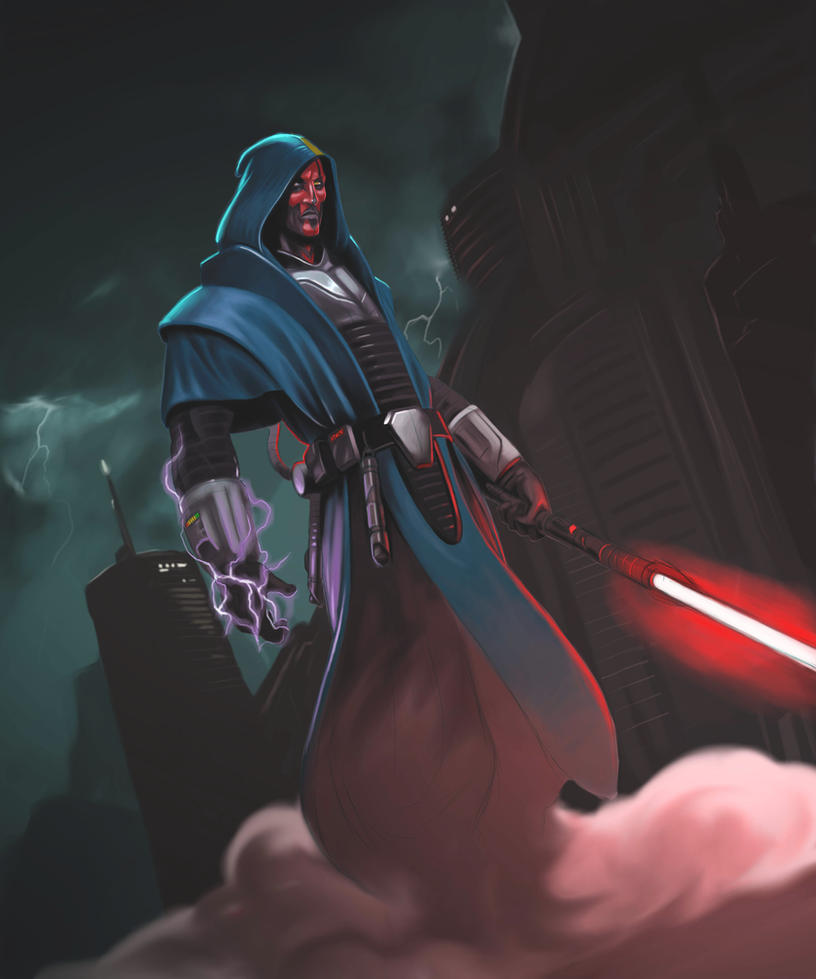 sith assassin by darthdifa