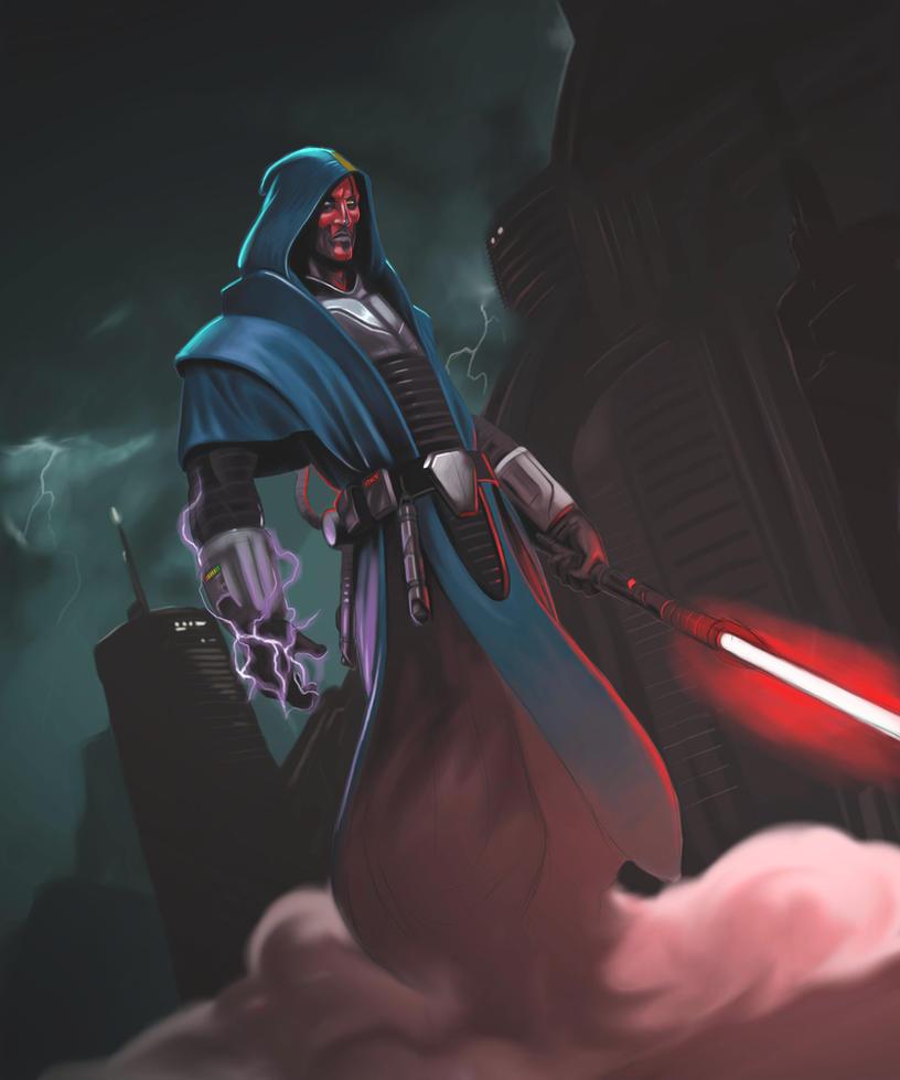 sith assassin by darthdifa