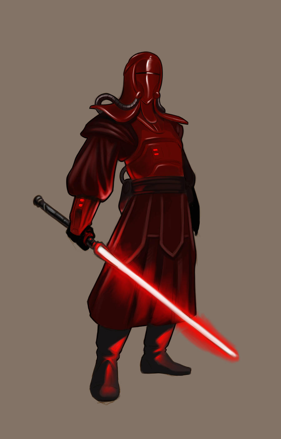 darthkendo by darthdifa