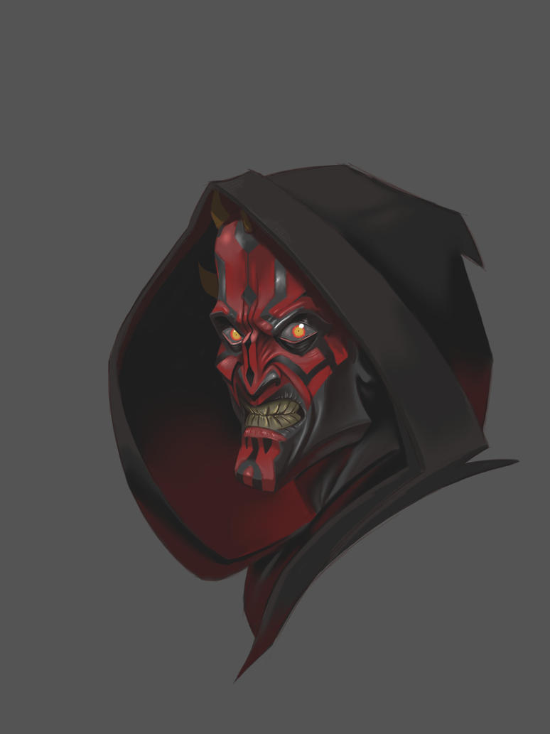 maul by darthdifa