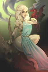 Targaryen d and b lit2 by darthdifa