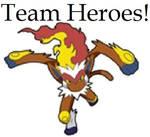 Team Heroes Blaze