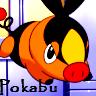 Pokabu Icon by Dark-Infernape