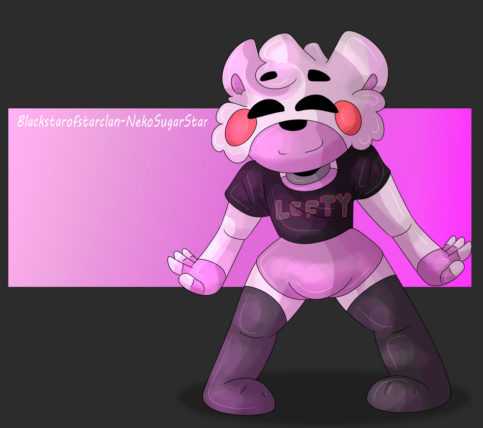 Lefty's little bear by NekoSugarStar on DeviantArt