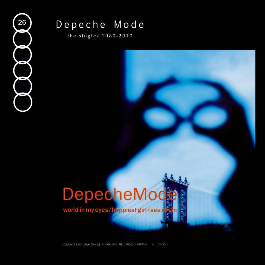 depeche mode world in my eyes - photo #1