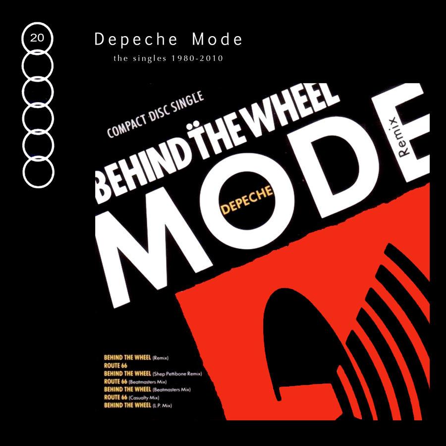 Depeche Mode - Behind The Wheel / Little 15 / Nodisco