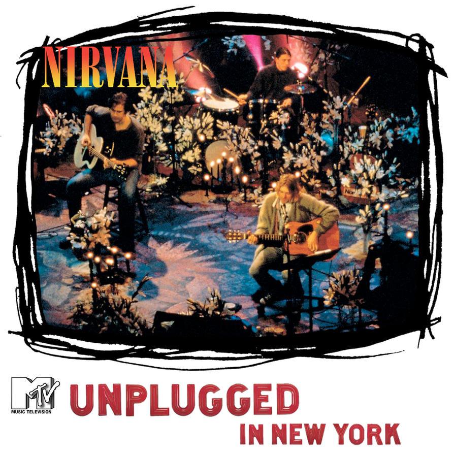 Nirvana: Unplugged In New York by wedopix on DeviantArt