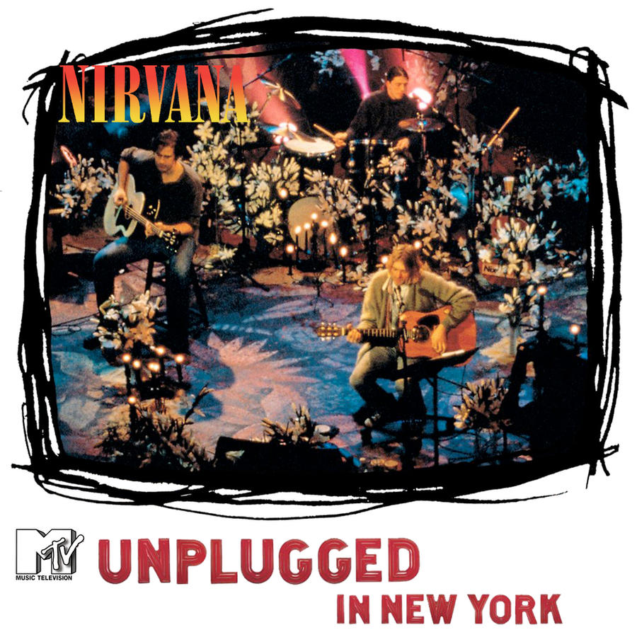 Image result for nirvana unplugged