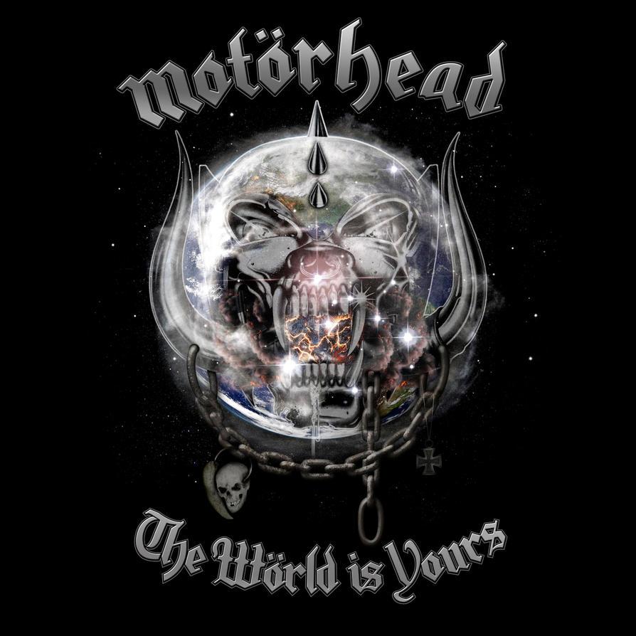 Motorhead The World Is Yours By Wedopix