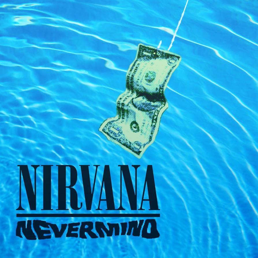 nevermind 20th anniversary by wedopix on deviantart
