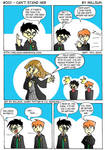 Harry Potter Comic 001